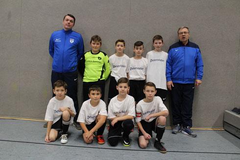 E1-Junioren: FV Dinglingen