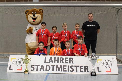 E2-Junioren: SV Oberschopfheim 2