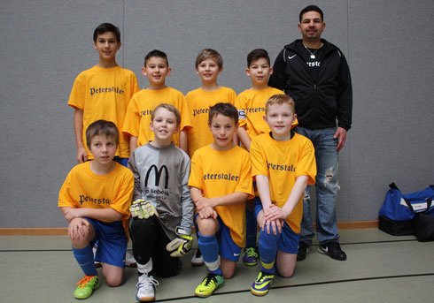 E1-Junioren: Spvgg Lahr