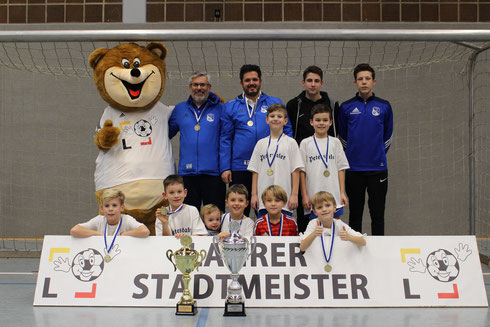 F1-Junioren: SV Rust 1