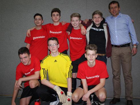 C1-Junioren: SG Kuhbach/Reichenbach