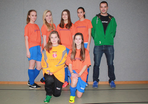 Juniorinnen C: SV Kippenheimweiler