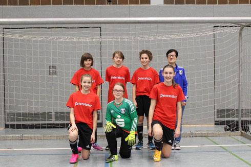Juniorinnen D: SC Lahr