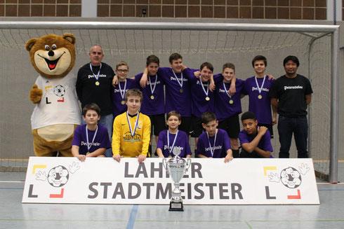 C2-Junioren: SG Kuhbach/R. 2
