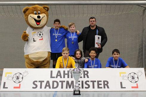 D1-Junioren: SG Mahlberg/O. 1