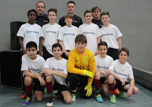 D1-Junioren: SG Lahr