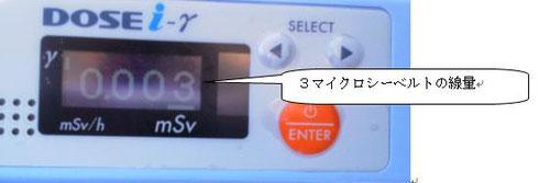 -貸与された線量計-