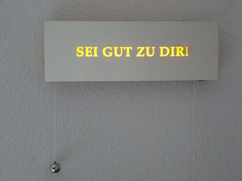 """""""SEI GUT ZU DIR!"""" Konrad Wallmeier II."""