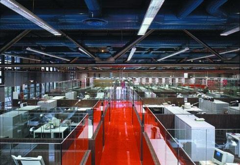Centre Pompidou BAU 16 Konrad Wallmeier