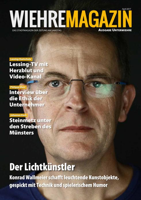 Konrad Wallmeier: Der Lichtkünstler