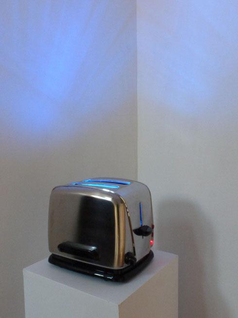 """Toasted blue"" Konrad Wallmeier"