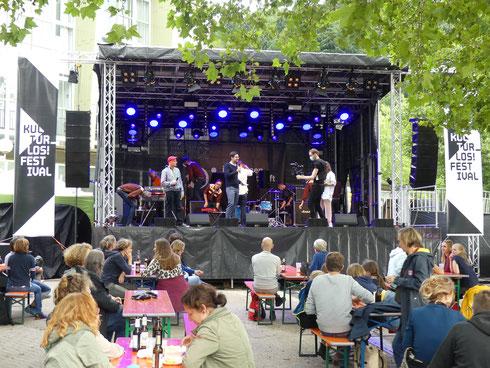 Kultur_Los! Festival - TALKING HEADS - Konrad Wallmeier