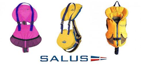 Salus Marine Wear - Rettungsweste/Schwimmweste für Babies, Kleinkinder, Kinder und Jugendliche