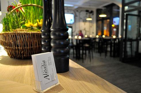 Ristorante Alitalia - Italienisch Essen in Hamburg