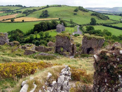 Rocher de Dunamase (Comté de Dublin)
