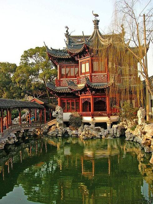 Jardin Yuyuan (Shanghaï)