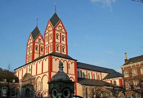 Eglise (collégiale) Saint-Barthélémy à Liège