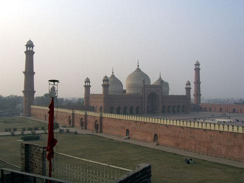 Mosquée de Lahore