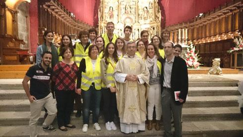 3 de Junio de 2016, Solemnidad del Sagrado Corazón de Jesús