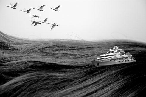Horizont  Foto: Tobias Bunners