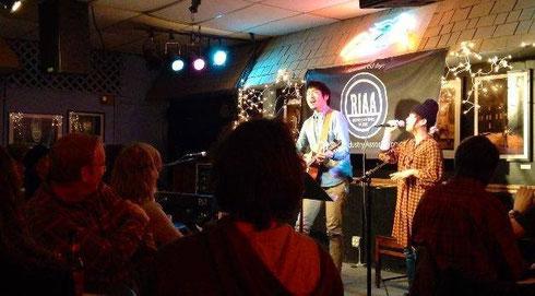 2014.1.6    Nashville     The Bluebird Cafe