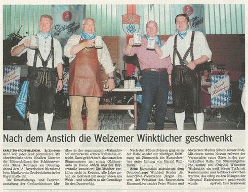 Bayerischer Bierabend 2011, Main-Echo v. 04.05.2011