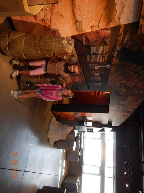 musée sur les fossiles de Joggins