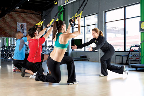 TRX ® Suspension Training - Schlingentraining