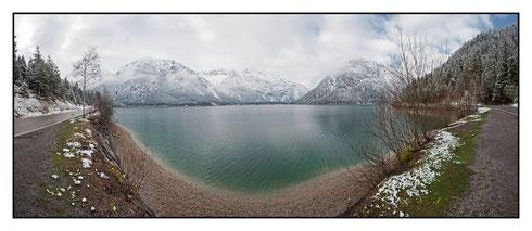 Plansee, Ammergauer Alpen, Österreich