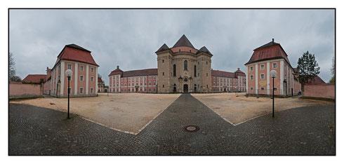 Kloster in Wiblingen