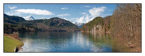 Alpsee, Hohenschwangau