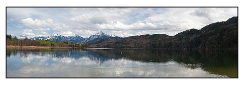 Weißsensee (Oberkirch),  Füssen