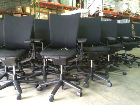 Commercial Office Chairs Delivered & Installed