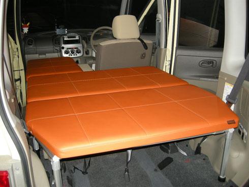 タント 車中泊 ベッドキット トランポキット