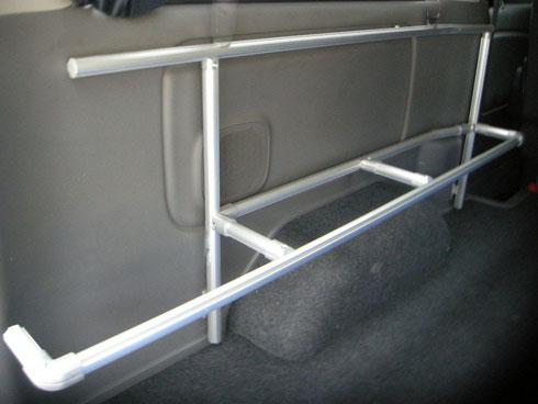 NV350 トランポ キャリア 室内 積載 ベッドキット