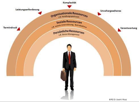 Ressourcen-Potenzial zur Förderung psychischer Gesundheit im Unternehmen