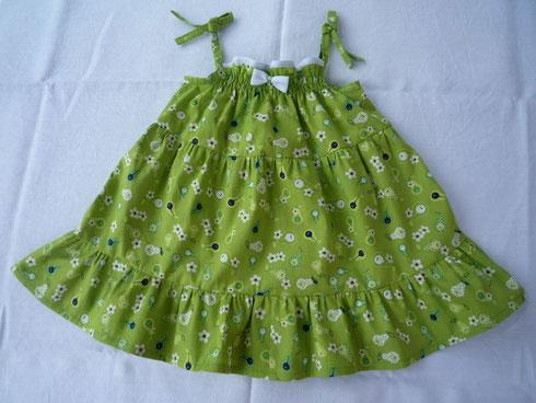 vêtement bébé: robe d'été