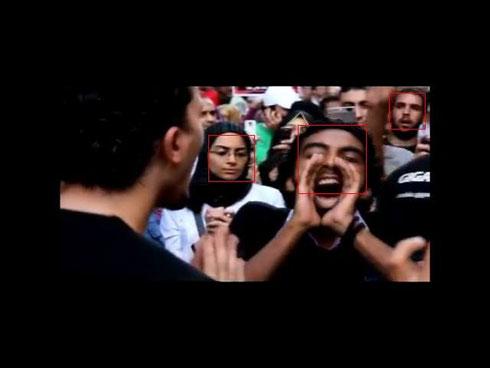 (c) Mohamad El-Hadidi & Mayye Zayed pour Le Film des visages