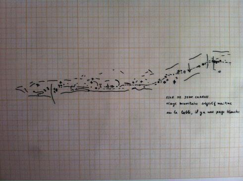 Settlements, Frank Smith, encre noire et papier mm