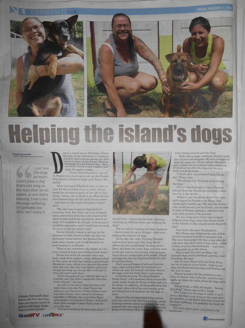Phuket News 01. February 2014