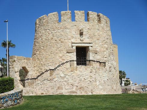 Torrevieja - der alte Turm