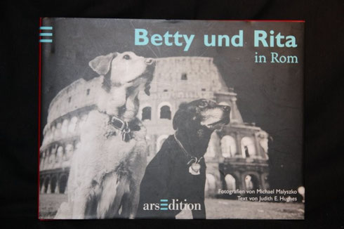 "Buch ""Betty und Rita in Rom"" bei Shopping for Animals"