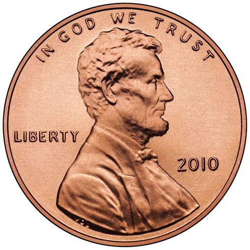 1セント貨幣