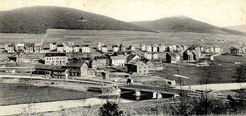 Bahnhof Eiserfeld 1905