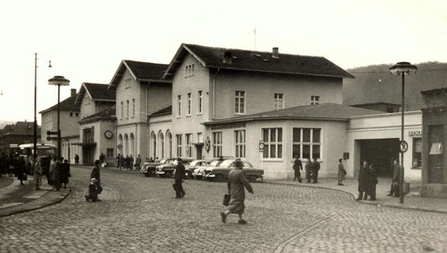 1955 (Aufnahme: Prof. Hans-Peter Fries, Siegen)