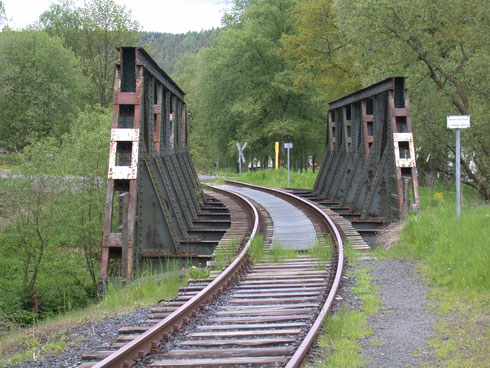 Siegbrücke in Netphen (2005)