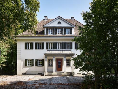 Kindertagesstätte Villa Doldenhof Aussenansicht