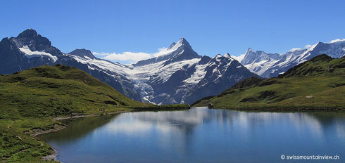 Grindelwald Bachalpsee - 01.08.2012