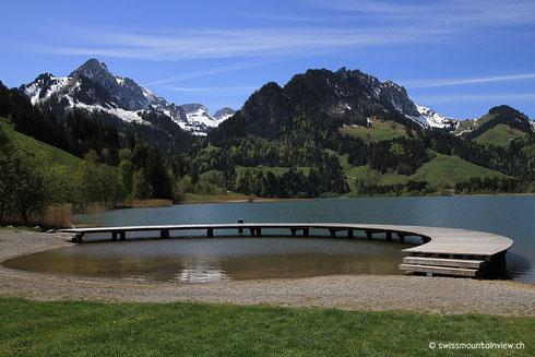 Gantrischgebiet - Schwarzsee - 17.05.2012