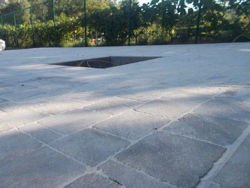 aménagement jardins pavage et cloture